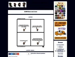 blues.lapin.org screenshot