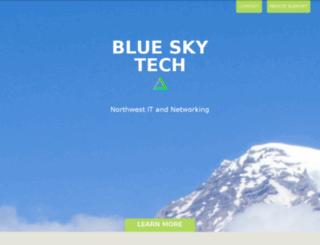 blueskytech.me screenshot