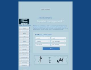 bluestarsa.co.za screenshot