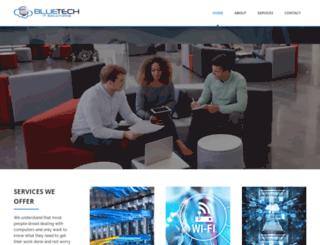 bluetechit.com screenshot