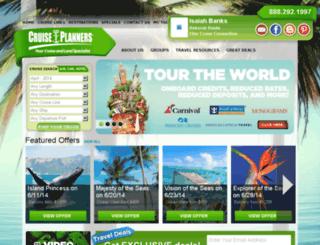 bluewatercruise.com screenshot