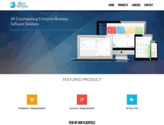 bluewhyte.com screenshot