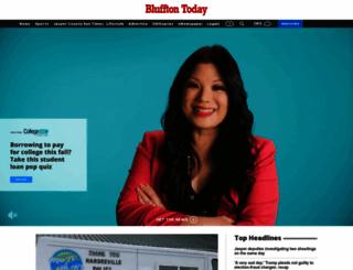 blufftontoday.com screenshot