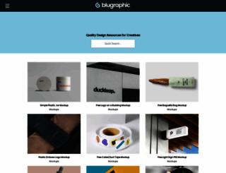 blugraphic.com screenshot