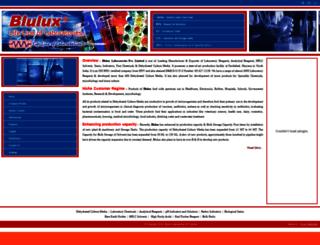 blulux.com screenshot