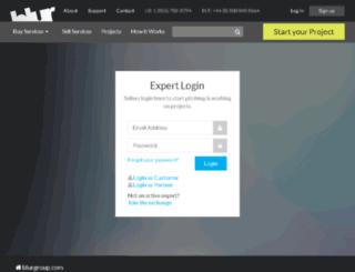 blur-accounting.net screenshot