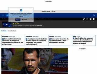 bluradio.com screenshot