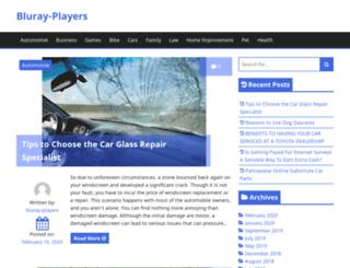 bluray-players.net screenshot