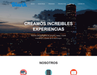 blurik.com screenshot