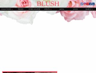 blushprom.com screenshot