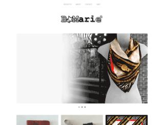 bmariestyle.com screenshot