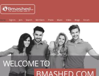bmashed.com screenshot