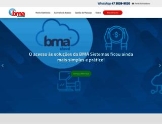 bmasistemas.com.br screenshot