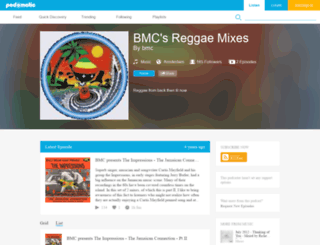 bmc.podomatic.com screenshot