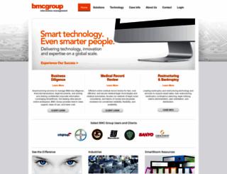 bmcgroup.com screenshot