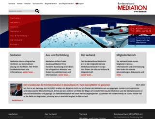 bmev.de screenshot