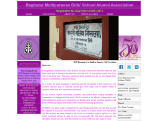 bmgsaa.net screenshot