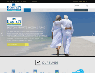 bmilimited.com.au screenshot