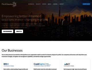 bmiresearch.com screenshot