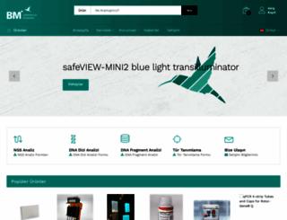 bmlabosis.com screenshot