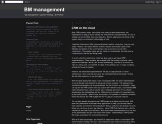 bmmanagement.blogspot.com screenshot