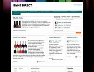 bmnedirect.com screenshot