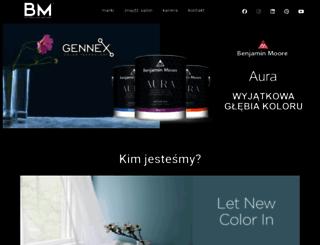 bmpolska.com screenshot