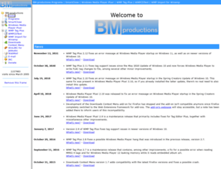 bmproductions.fixnum.org screenshot