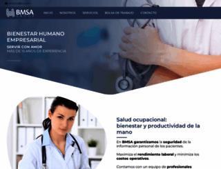 bmsa.com.mx screenshot