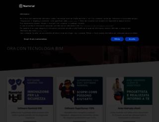 bmsistemi.com screenshot