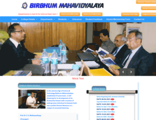 bmsiuri.org screenshot