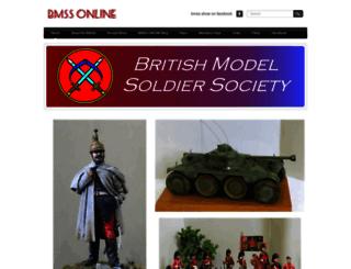 bmssonline.com screenshot