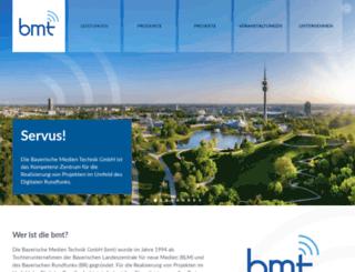 bmt-online.de screenshot