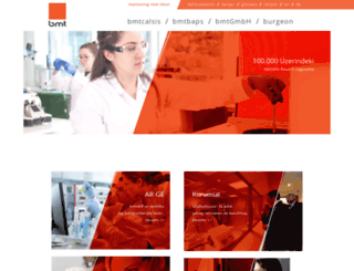 bmtcalsis.com.tr screenshot
