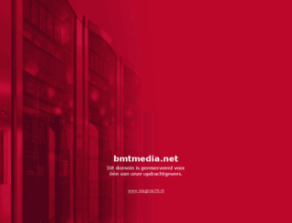 bmtmedia.net screenshot