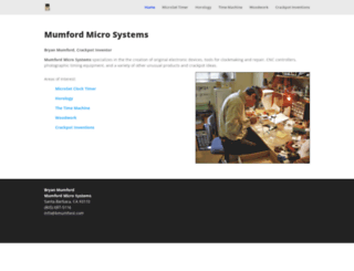 bmumford.com screenshot