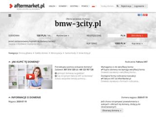 bmw-3city.pl screenshot