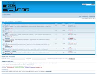 bmw-e36.is-great.org screenshot