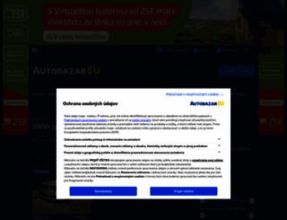 bmw-rad-3.autobazar.eu screenshot