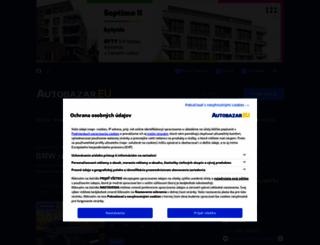 bmw-rad-5.autobazar.eu screenshot
