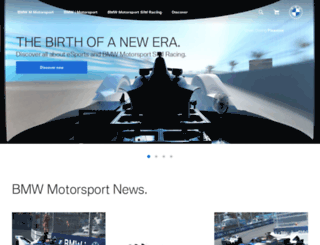 bmw-sports.com screenshot