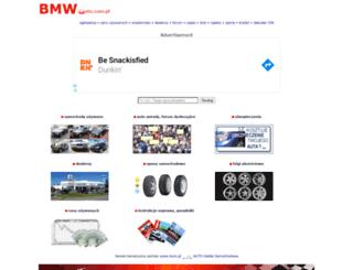 bmw.auto.com.pl screenshot