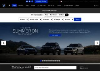 bmw.niello.com screenshot