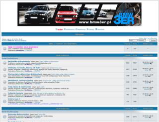 bmw3er.pl screenshot