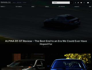 bmwblog.com screenshot