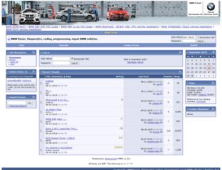 bmwcoders.com screenshot