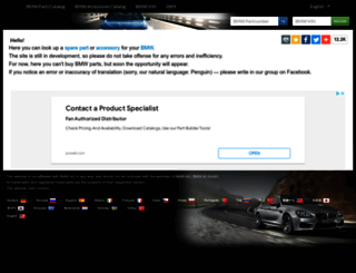 bmwfans.info screenshot
