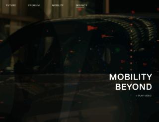 bmwgroupdesignworks.com screenshot