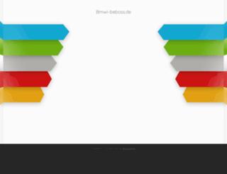 bmwi-beboss.de screenshot