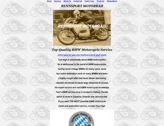 bmwmotorcycletech.com screenshot